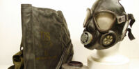 "United States M5 ""Assault"" Gas Mask"