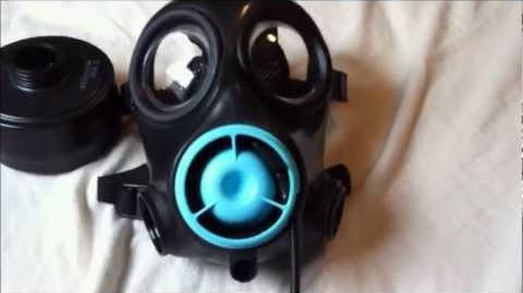 AVON FM-12 Gas Mask Review