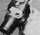 United States CD V-800 Gas Mask