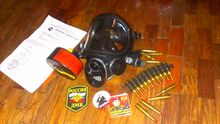 PPM-88 Gas Mask