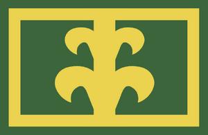 Flag of the League Principality
