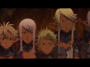 Dark Elves with Itami