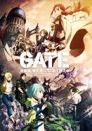 Gate anime