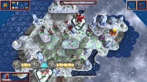 TheIrritableCanadian Plays Great Big War Game; Episode 1 - War for idiots