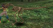 Skeleton Raptor (lvl 98)