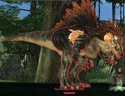 Spinosaurus (lvl 100)