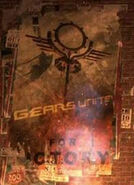Gears United poster