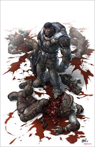 File:Gears of War PinUp 1 by dannlord.jpg