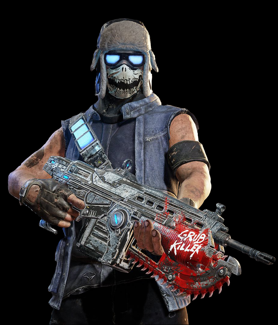 Zombie Horde Art Gary Carmine | Gears o...