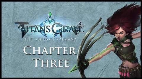 Danger at the Market! Chapter 3 TITANSGRAVE