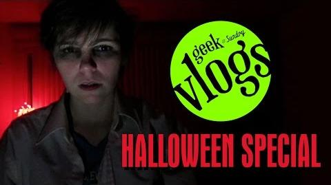 Geek & Sundry Vlogs: Halloween Special