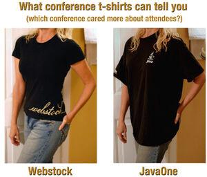 T shirts geek feminism wiki fandom powered by wikia for Put my logo on a shirt