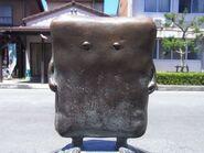 Nurikabe statue