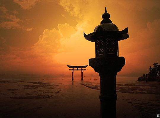 File:Sunset japan-newandold.jpg