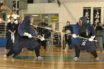 Naginatajutsu Torneio Brasileiro