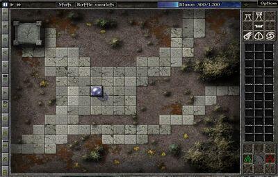 Field D2 Map