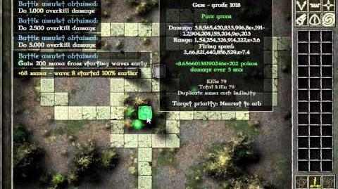Gemcraft labyrinth Grade 1,018 gem