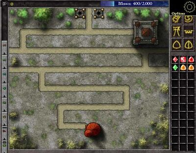 Level 16 map