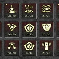 List of Skills in Gemcraft Labyrinth Thumbnail