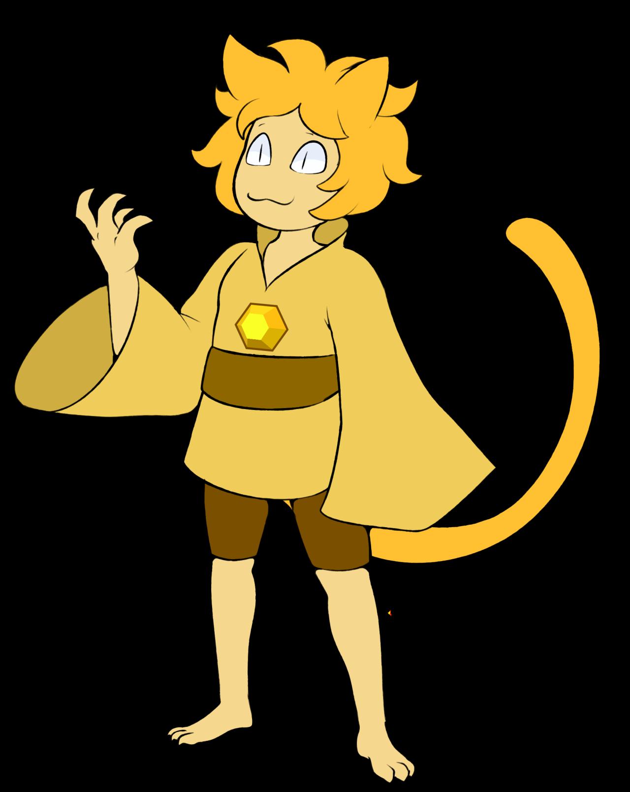 Cat S Eye Stone Gemsona