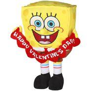 Spongebob Valentine Greeter