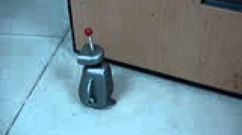 Gemmy animated robot toy