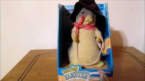 Dancing Hamster - Wild Critter Cody