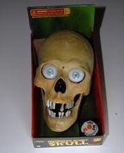 Scary gemmy