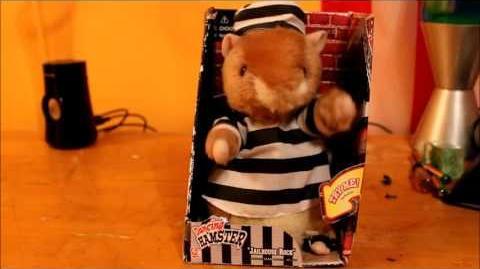 Dancing Hamster - Jailhouse Rick