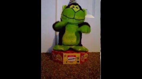 Gemmy Movin' Monkeys - Mogambo