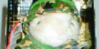 Sgt. Scruffy (Hamster)