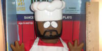 South Park dancing chef