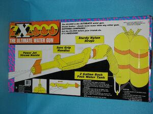 ZX 2000 water gun 2