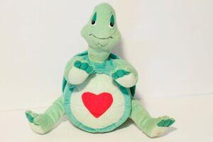 Gemmy spinning love turtle