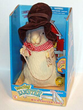 Dancing hamster-Wild critter Cody