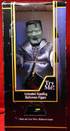 FRANKENSTEIN 10.5 INCH HALLOWEEN ANIMATED FIGURE LIGHTS AND SOUNDS 3