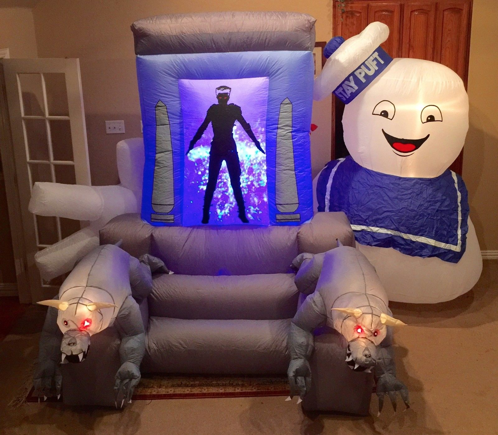 gemmy prototype halloween ghost busters inflatable airblownjpg - Www Gemmy Com Halloween