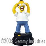 Dashboard Drivers - Homer Simpson