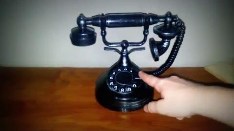Gemmy Spooky Telephone