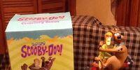 Scooby Doo animated cemetery scene