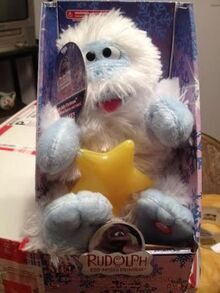 Gemmy Bumble The Abominable Snow Monster Musical Animated Lighted Motionette New
