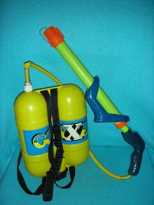 ZX 2000 water gun 3