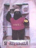 VTG 1998 FSU FLORIDA STATE CHEERING SPORTS GORILLA IN ORIGINAL BOX NRFB WORKS!