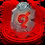 Stone Runic Red