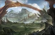 Background Wild Plains