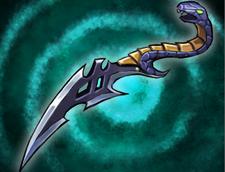 Serpentine Dagger