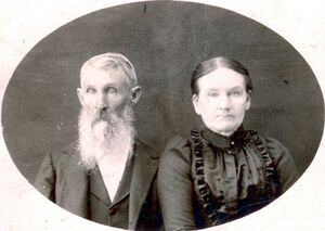 19 James O Porter b 1869 & Wife Jennie M b 1864 (ran boarding house in Bowerston)