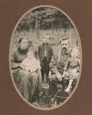 James Larkin Bunch Family - 2 001