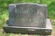 Omalley Natzker tombstone
