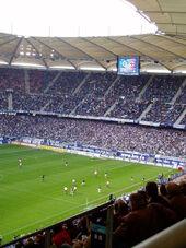 Hamburg AOL-Areana HSV-SGE